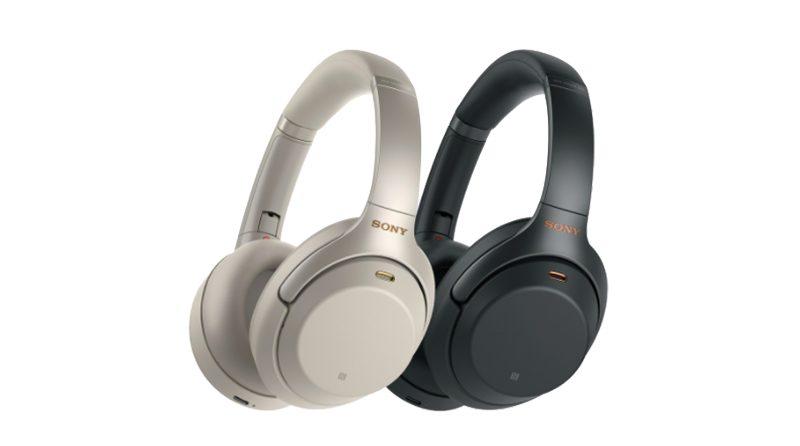 หูฟังไร้สายแบบครอบหู Sony รุ่น WH-1000XM3
