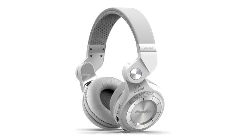 หูฟังบลูทูธ Bluedio รุ่น T2 Plus