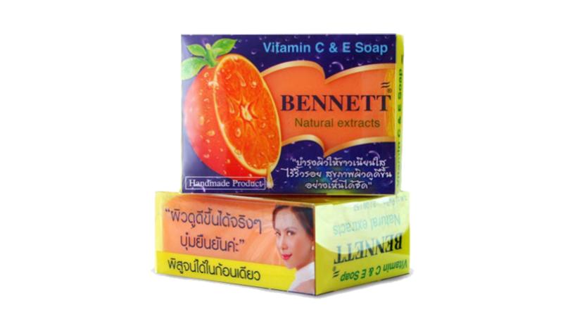 Bennett C&E Soap