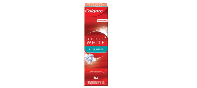 Colgate Optic White Plus Shine