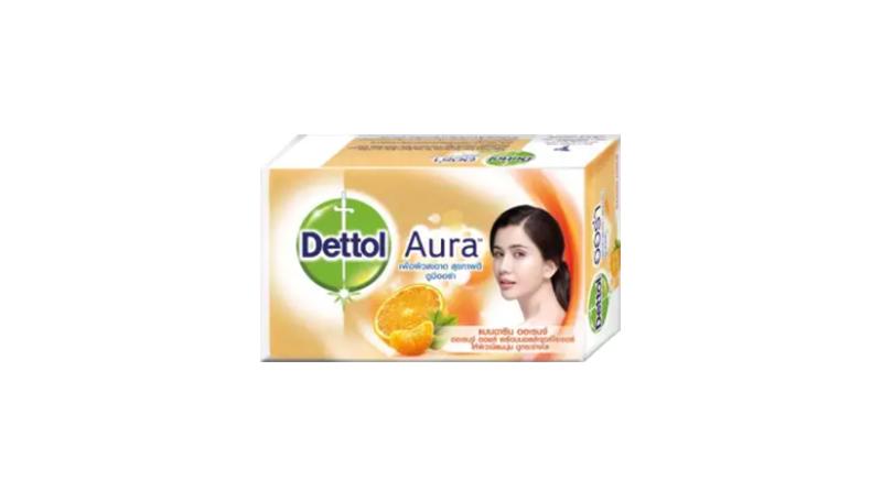 Dettol Aura Mandarin Orange