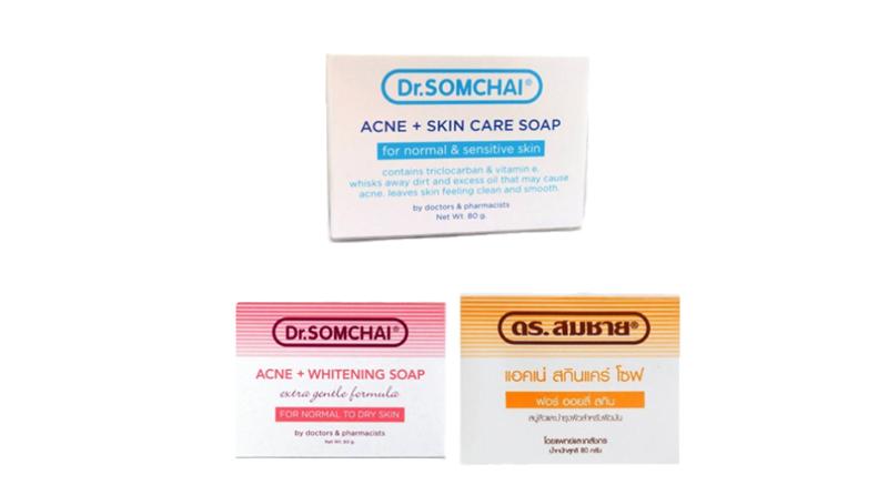 Dr. Somchai Acne + Skin Care Soap for Oily Skin