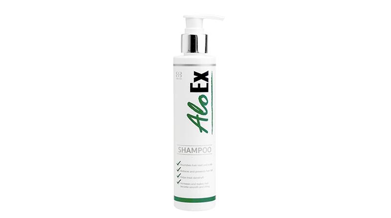 ยาสระผมแก้ผมร่วง AloEx Hair Regrowth Shampoo