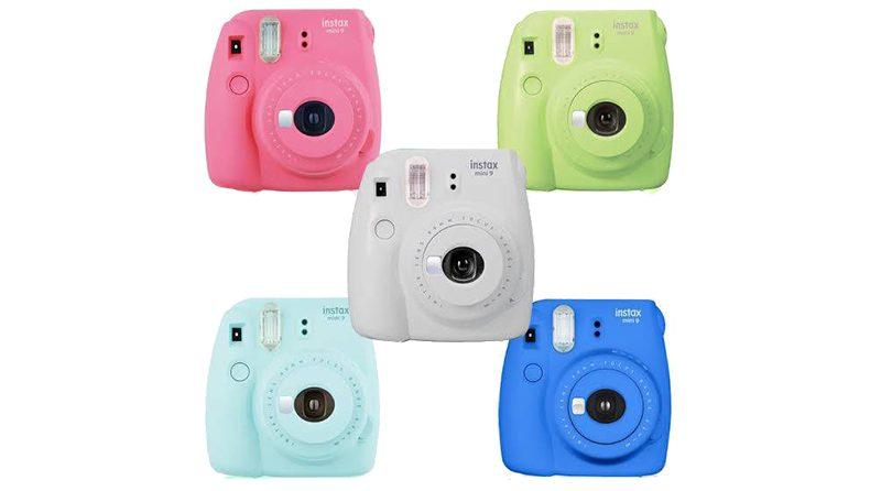 กล้อง Fujifilm Instax mini 9 Discovery