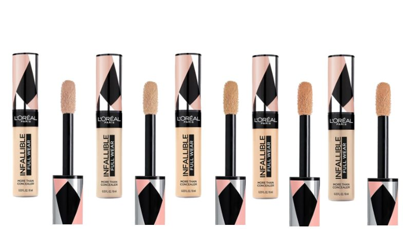 คอนซีลเลอร์ L'OREAL PARIS INFALLIBLE MORE THAN CONCEALER