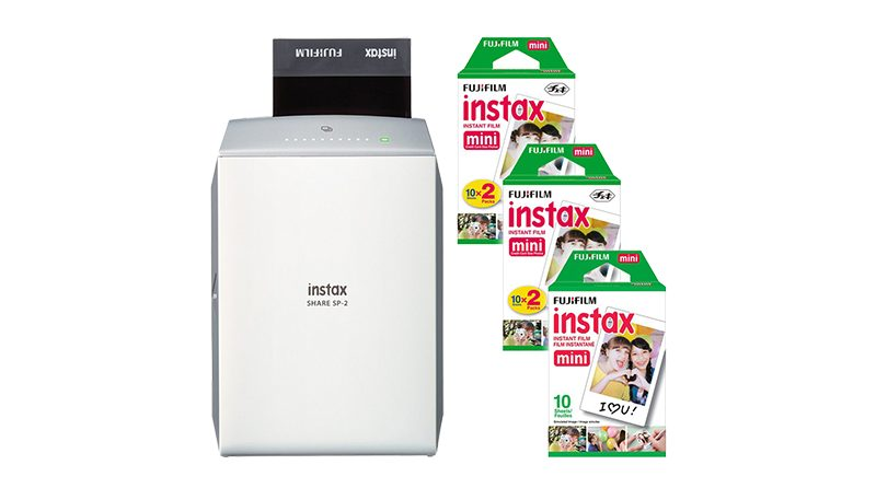 เครื่องพิมพ์ Fujifilm Instax SHARE SP-2