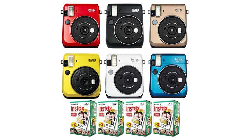 กล้อง Fujifilm Instax mini 70