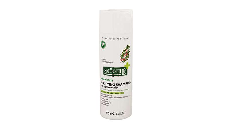 ยาสระผมแก้ผมร่วง Smooth E Extra Gentle Purifying Shampoo
