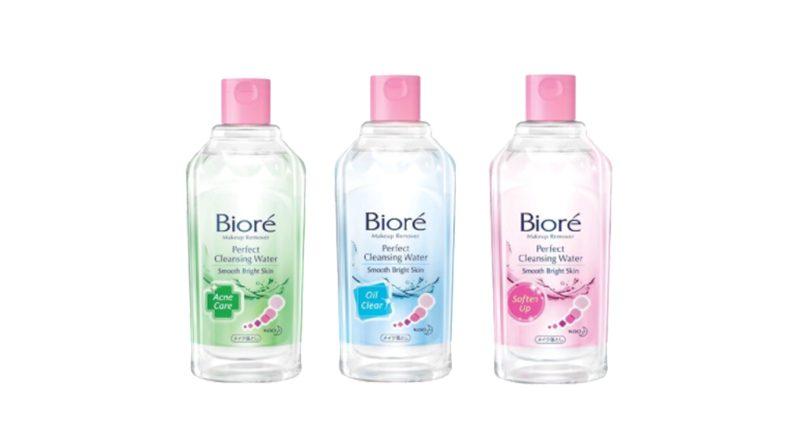 คลีนซิ่ง Biore Perfect Cleansing Water