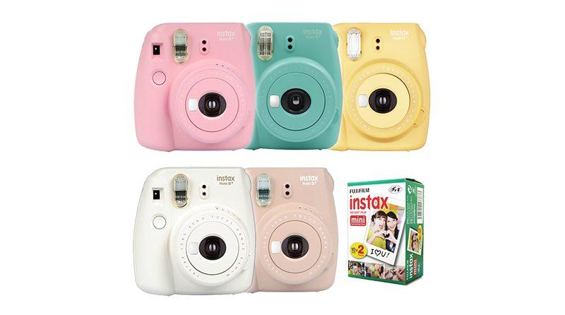กล้อง Fujifilm Instax mini 8
