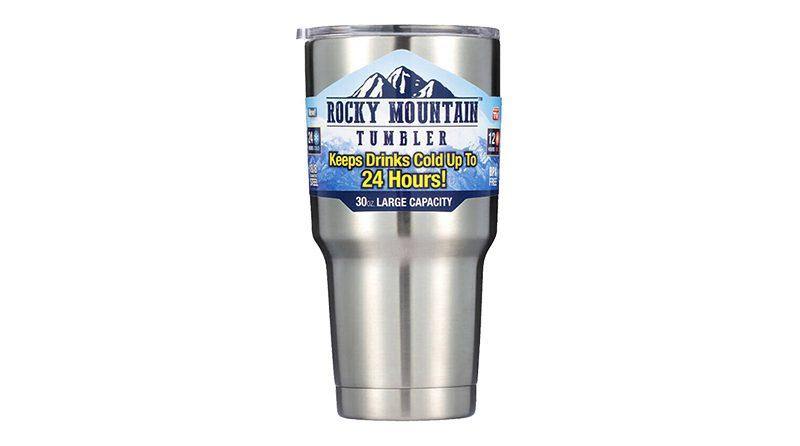 แก้ว Tumbler Rocky Mountain Large Capacity