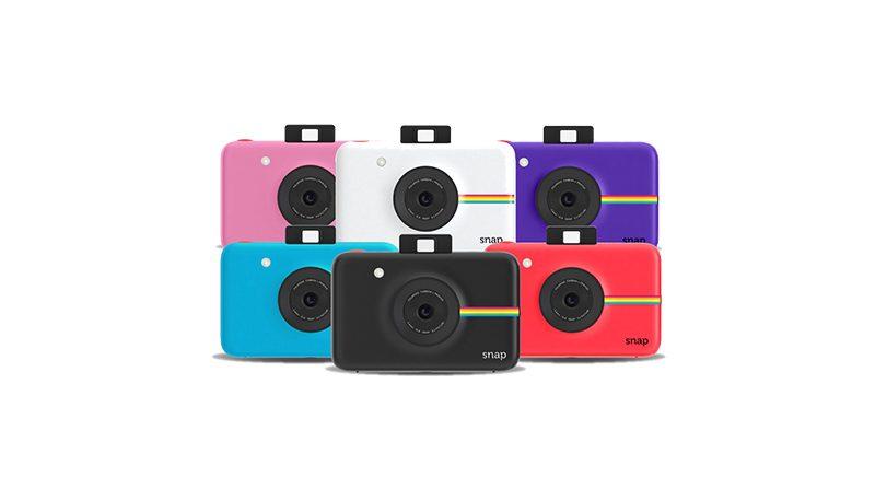 กล้อง Polaroid Snap