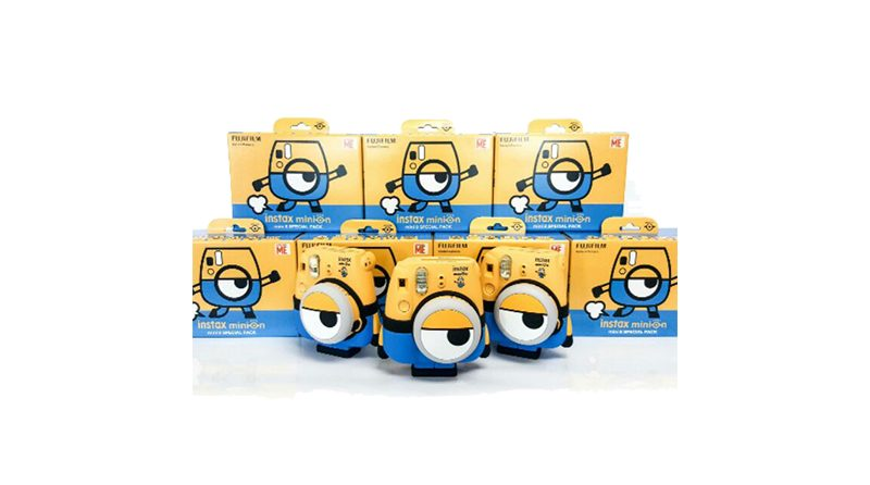กล้อง Fujifilm Instax mini 8 Minion Limited Edition