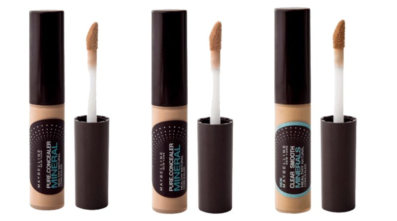 คอนซีลเลอร์ Maybelline NEW YORK CLEAR SMOOTH MINERALS HEALTHY NATURAL
