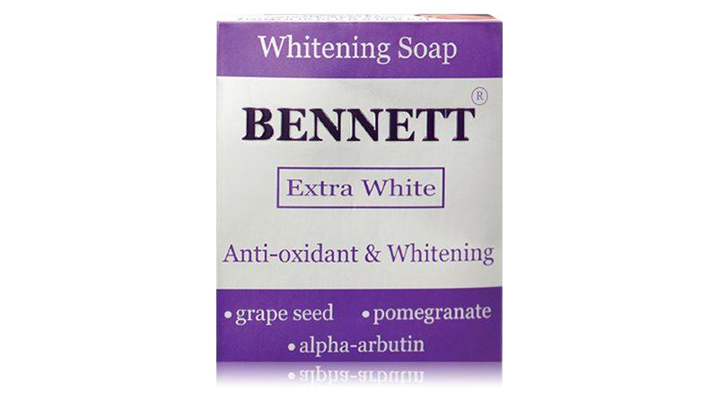 สบู่ Benette Extra White