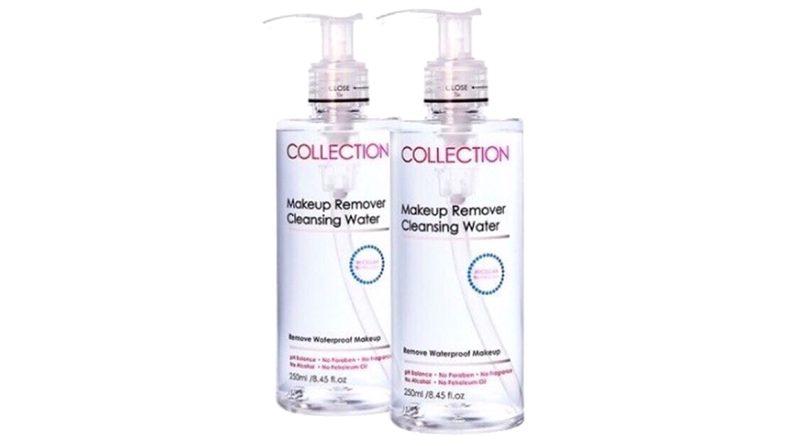 คลีนซิ่ง Collection Makeup Remover Cleansing Water