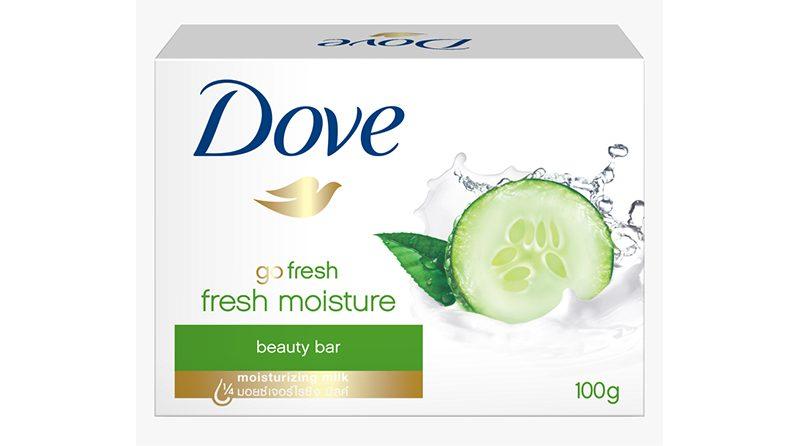 สบู่ Dove Go Fresh Fresh Touch Beauty Cream Bar