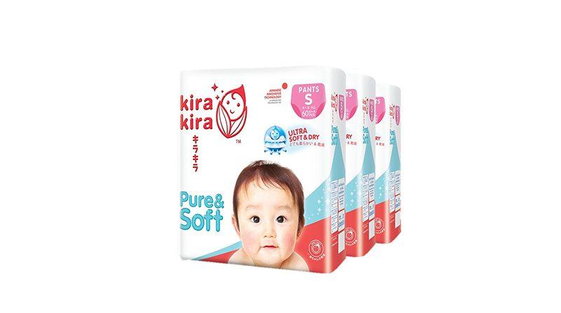 Kira Kira Pure & Soft