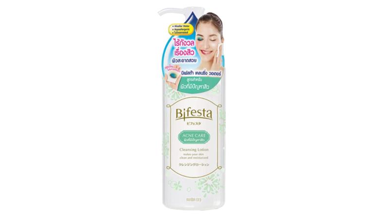 คลีนซิ่ง Bifesta Cleansing Lotion Acne Care
