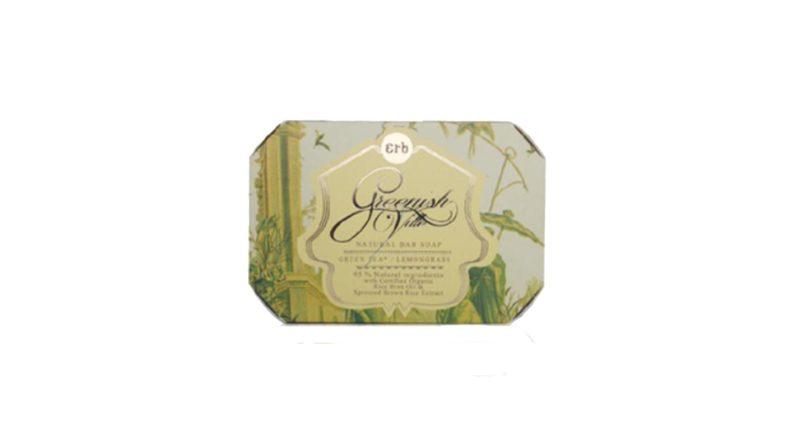 สบู่ Erb Greenish Ville Natural Bar Soap