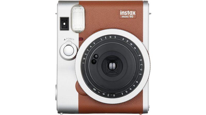 กล้อง FujiFilm กล้องอินสแตนท์ Instax mini 90 NEO CLASSIC