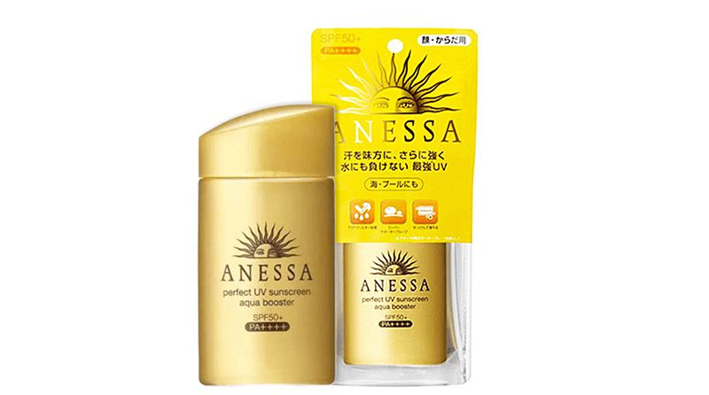 ครีมกันแดด Shiseido Anessa Perfect UV Sunscreen SPF50+ PA+++