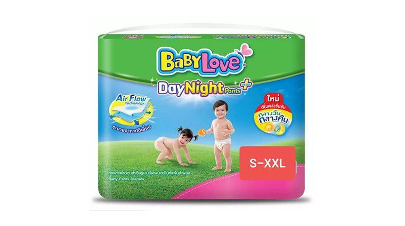 BabyLove DayNight Pants Plus