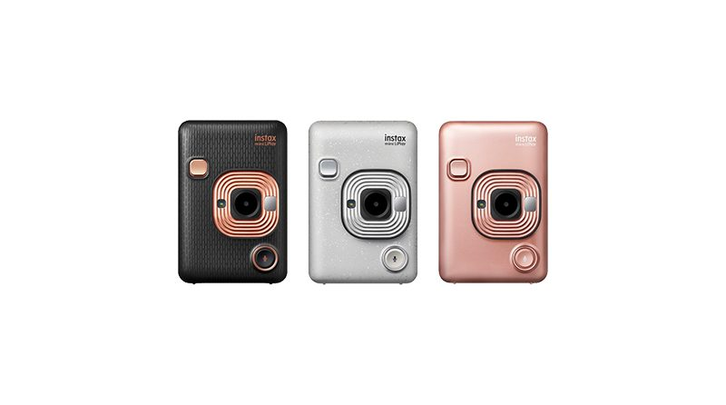 กล้อง Fujifilm Instax mini LiPlay กล้องพูดได้