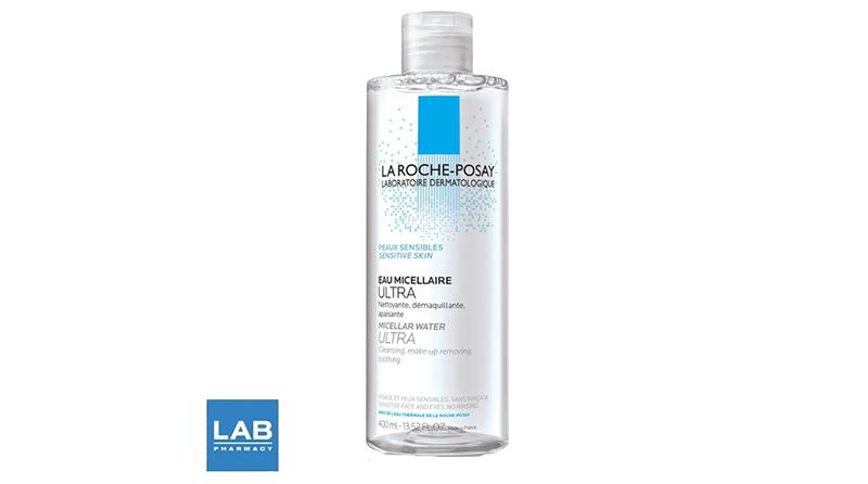 คลีนซิ่ง La Roche Posay Micellar Water Sensitive Skin