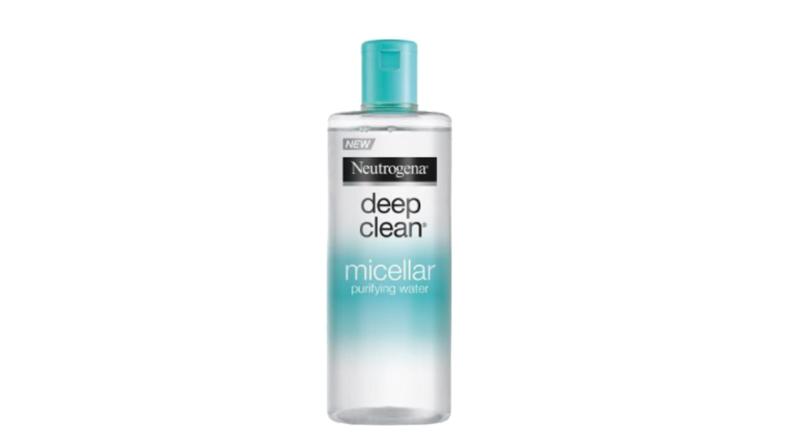 คลีนซิ่ง Neutrogena Deep Clean Micellar Purifying Cleansing Water