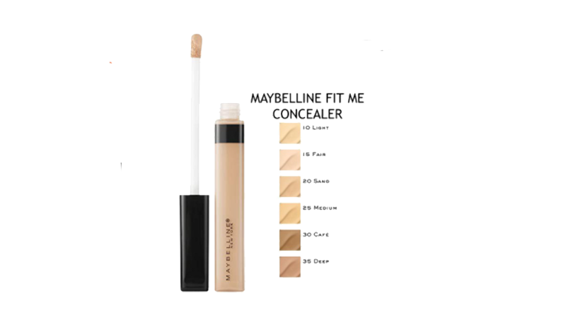 คอนซีลเลอร์ MAYBELLINE NEW YORK FIT ME CONCEALER