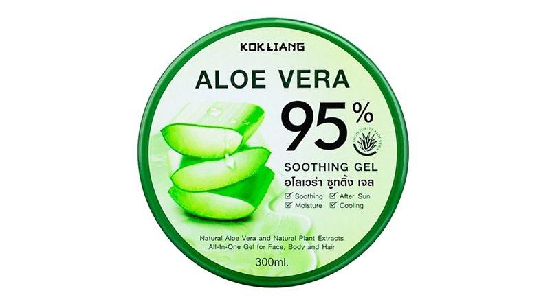เจลว่านหางจระเข้ Kokliang Aloe Vera Soothing Gel 95%