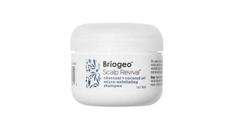ยาสระผมแก้ผมร่วง Briogeo Scalp Revival™ Charcoal + Coconut Oil Micro-Exfoliating Shampoo