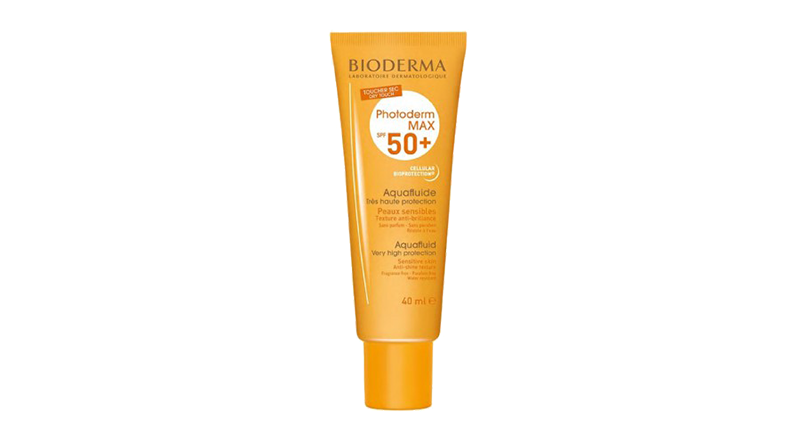 ครีมกันแดด BIODERMA Photoderm Aquafluide Neutral SPF 50+ (PA++++)