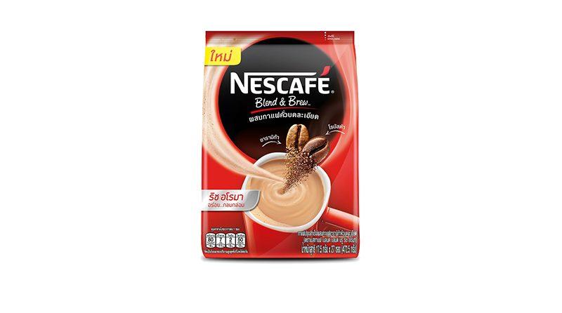 Nescafe Blend & Brew Rich Aroma