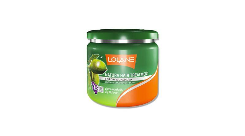 Lolane Natura Dry & Damage Hair Treatment