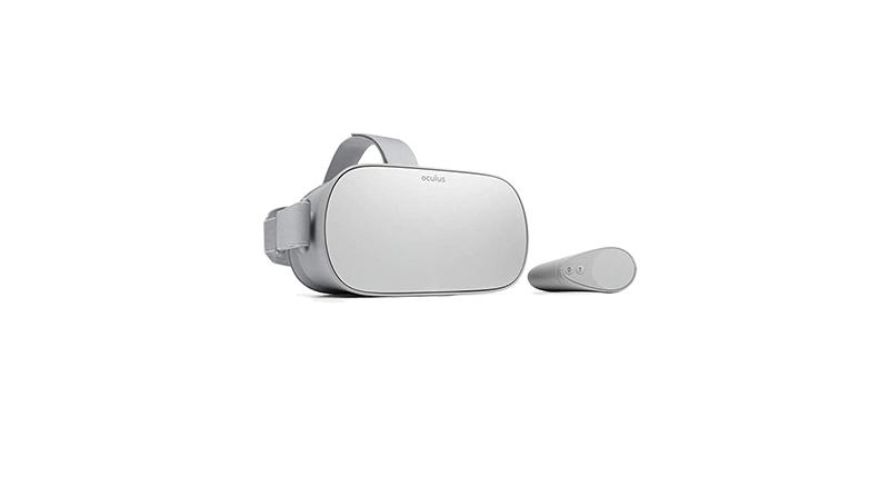 Oculus Go เครื่องเล่น VR จาก Facebook
