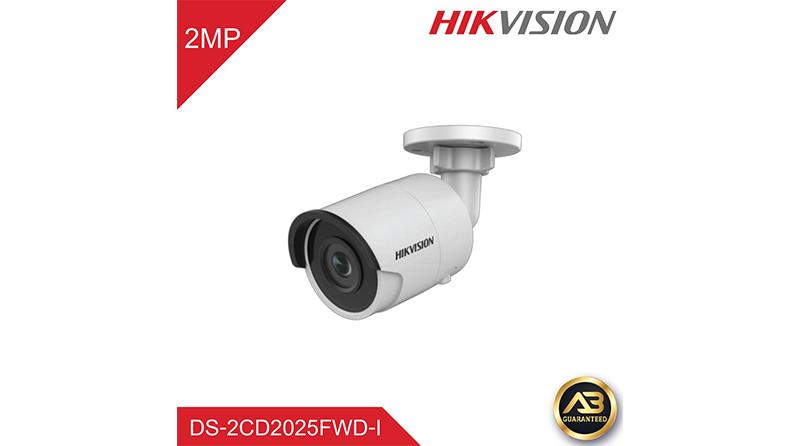 กล้องวงจรปิด HikVision รุ่น DS-2CD2025FWD-I