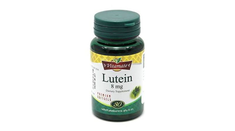 Vitamate Lutein 8 mg