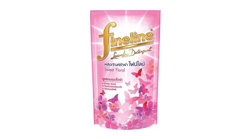 Fineline น้ำยาซักผ้า กลิ่นสวีท ฟลอรัล
