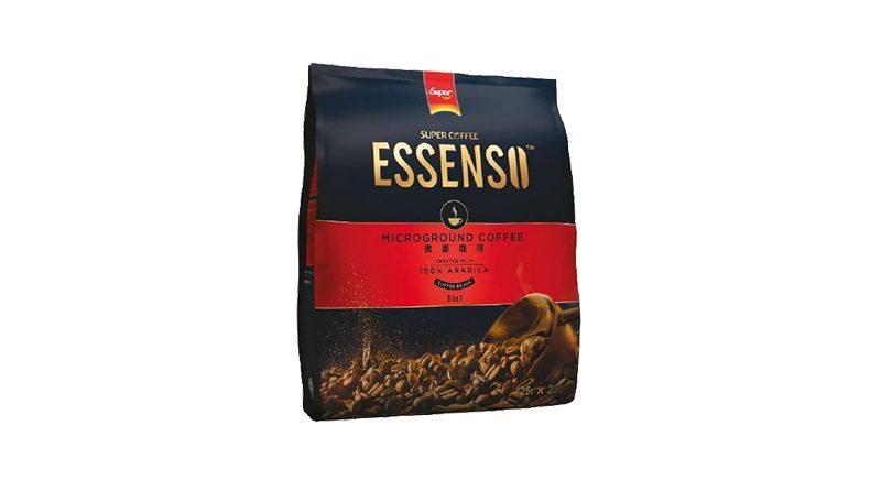 Essenso 3 in 1 Microground Coffee 100% Arabica