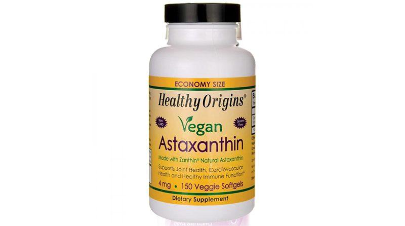 Healthy Origins Vegan Astaxanthin 4 mg