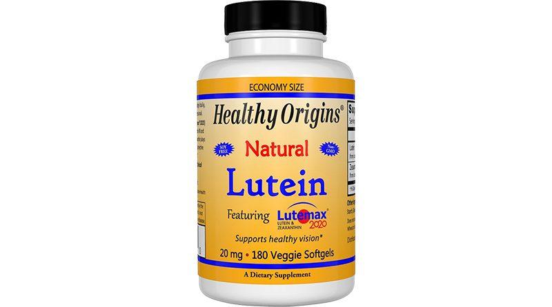 Healthy Origins Lutein