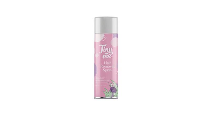 Tiny Me Hair Removal Spray