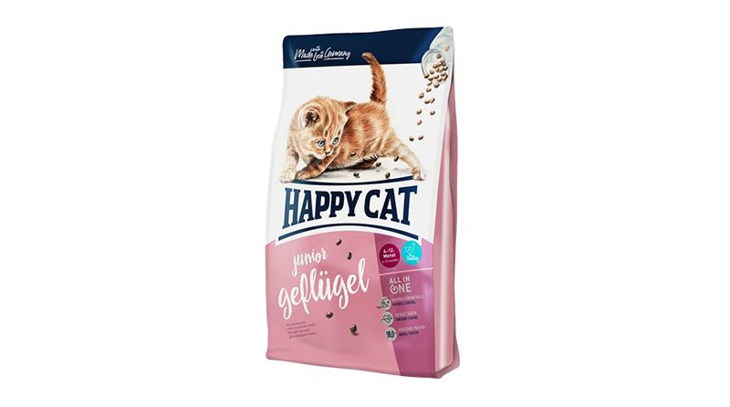 Happy Cat Junior Geflugel