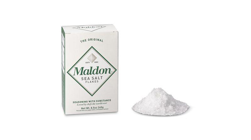 Maldon Salt Company มาล์ดอน เกลือสมุทรชนิดเกล็ด สูตรออริจินัล