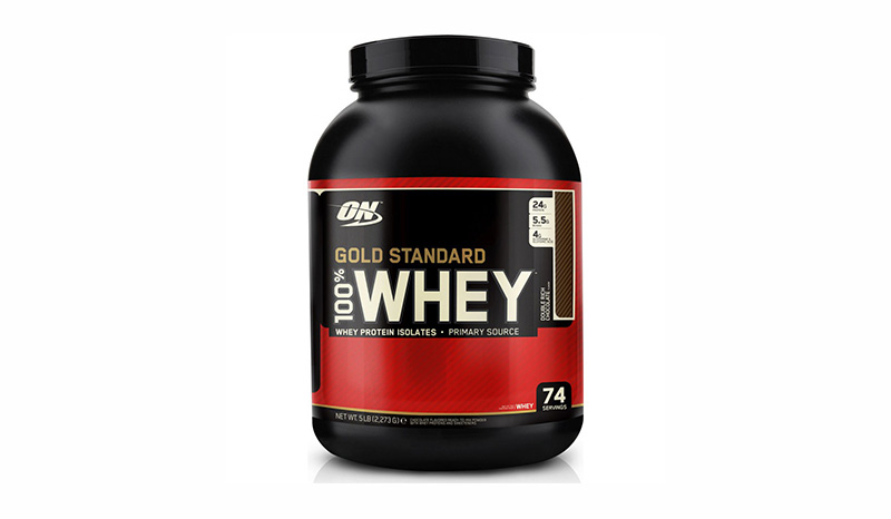 Optimum Nutrition Whey Protein Gold 5 Lbs