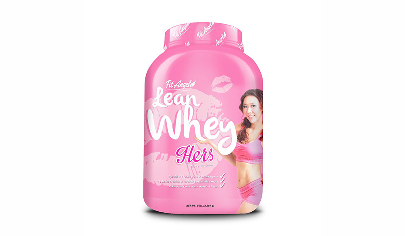 FITWHEY FIT ANGEL LEAN WHEY HERS