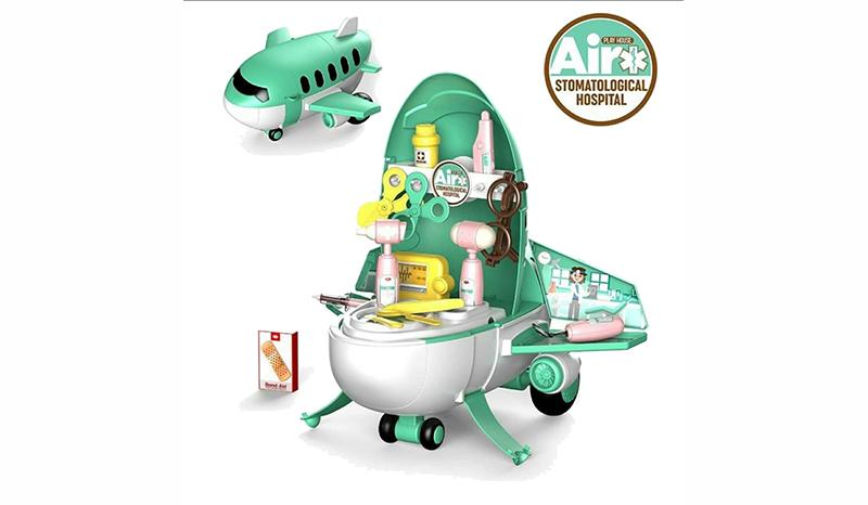 เครื่องบิน AIR DOCTOR , AIR GOURMET