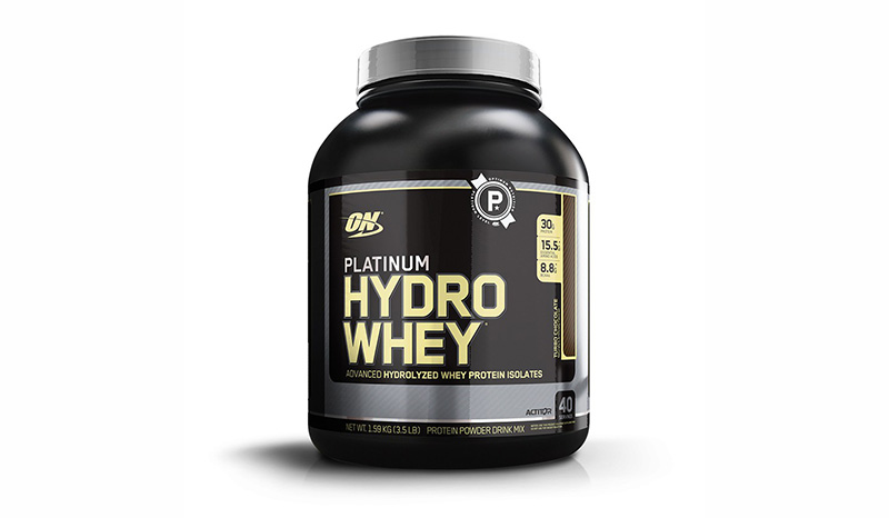 Optimum Platinum Hydro Whey